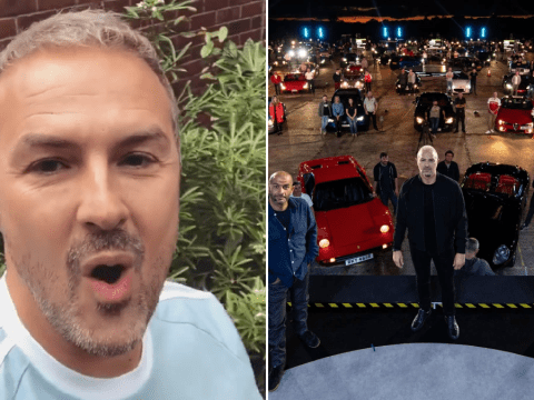 Top Gear's Paddy McGuinness warns of continuity errors in new series thanks to coronavirus