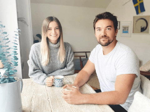 What I Rent: Daisy and Fred, £1,350 a month for a one-bedroom flat in Hackney