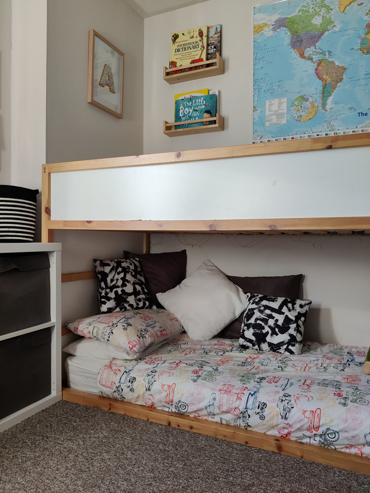 What I Rent: Megan, Falkirk - children's bedroom