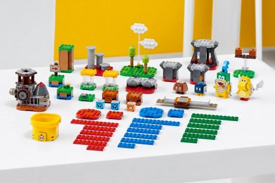 Lego Super Mario Master Your Adventure Maker