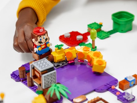 7 new Lego Super Mario sets out soon, with Super Mario Maker equivalent