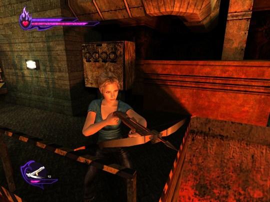 Buffy The Vampire Slayer screenshot