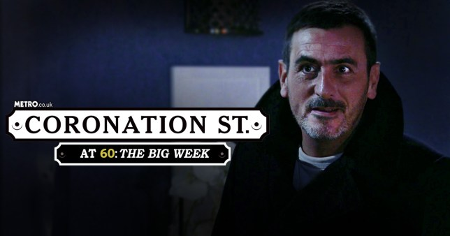 Peter Suicide horror in coronation Street