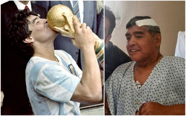 Diego Maradona passed away in Buenos Aires aged 60 following a heart attack