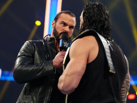 WWE SmackDown results: Drew McIntyre makes rare appearance to confront Roman Reigns