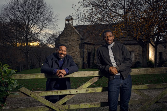 Emmerdale Kevin Mathurin and Emile John, who star as Charles and Ethan