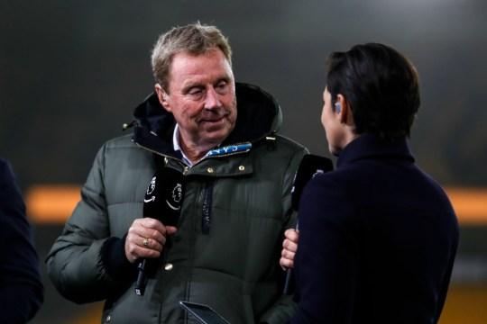 Harry Redknapp hat eine Handvoll Premier League-Clubs geleitet