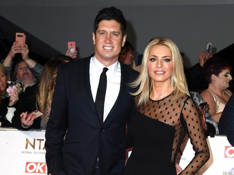 I'm A Celebrity 2020: Vernon Kay's daughter didn't realise her mum was Strictly's Tess Daly