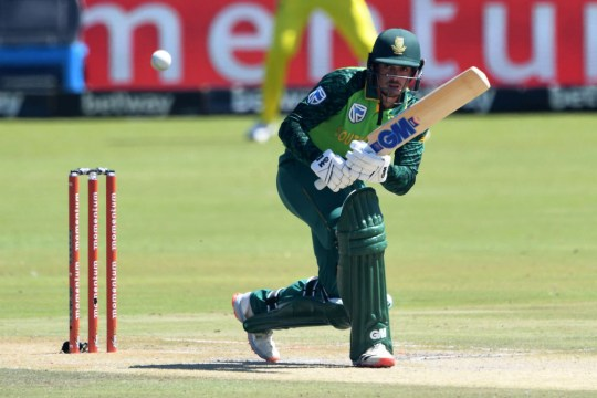 De Kock has scored 15 centuries for South Africa in white-ball cricket