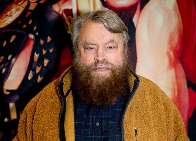 Brian Blessed at Comic Con Liverpool 2020