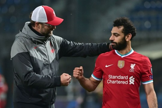 Jurgen Klopp could have Mohamed Salah back for Liverpool's clash with Atalanta in the Champions League