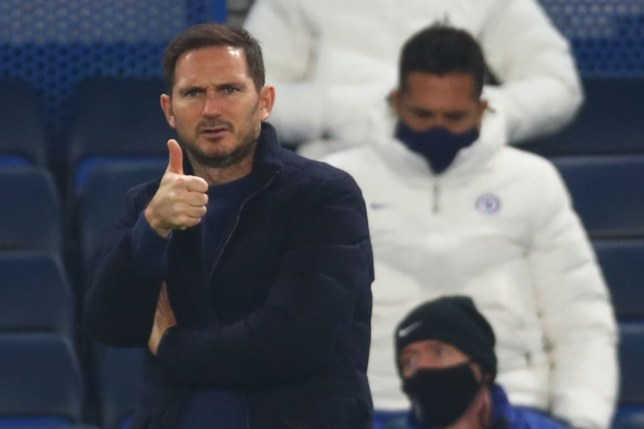 Frank Lampard is targeting the signing of another experienced defender
