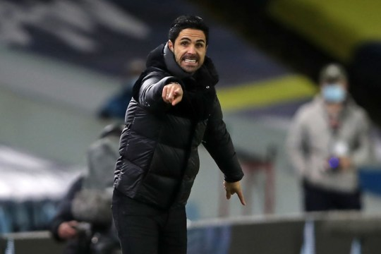 Mikel Arteta's side were fortunate to leave Leeds with a point