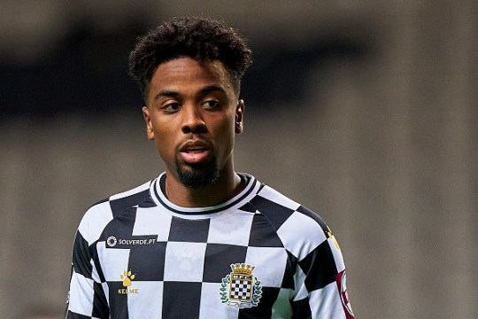 Angel Gomes left the club back in the summer
