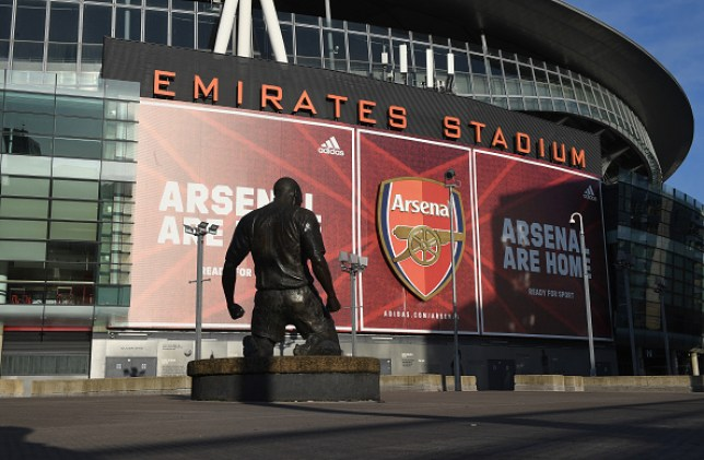 Arsenal's home game against Rapid Vienna will be attended by 2,000 fans