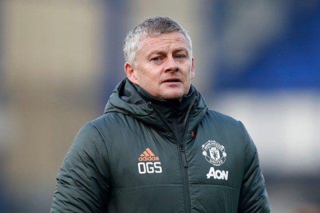 Solskjaer is expecting little activity in January