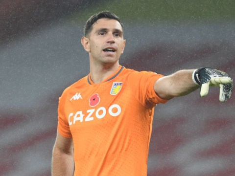 Emiliano Martinez sends class message to former side Arsenal after Aston Villa win
