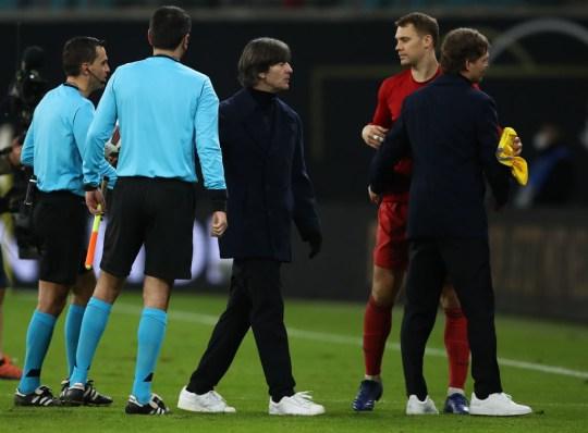 Germany v Ukraine - UEFA Nations League