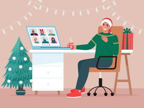 Can virtual parties really take the place of a traditional Christmas work do?