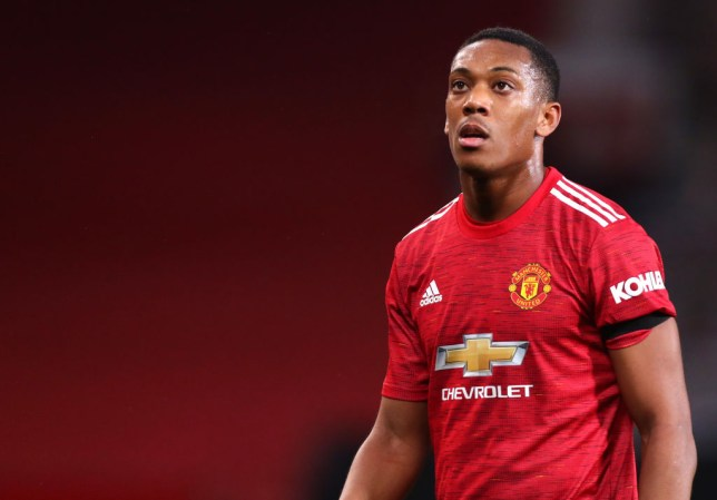 Why Anthony Martial misses Man Utd's clash with Southampton