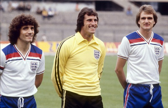 Ray Clemence is widely regarded as one of England's best-ever goalkeepers