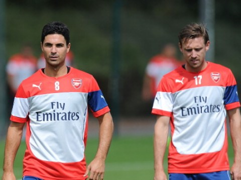 Former Arsenal defender Nacho Monreal admits he would've 'loved' to have played under Mikel Arteta