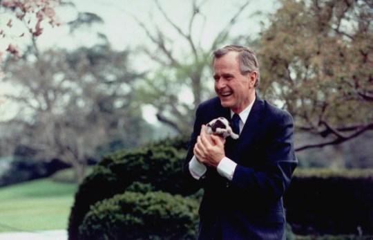 George H. W. Bush