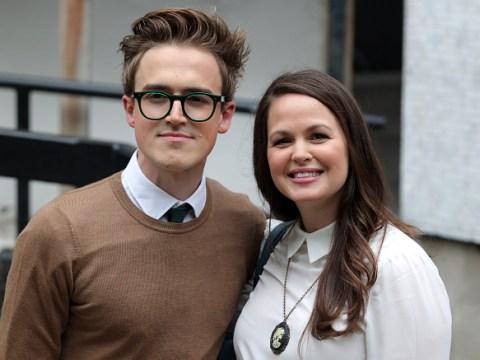 I'm A Celebrity 2020: Giovanna Fletcher's husband Tom reveals plans to renew wedding vows