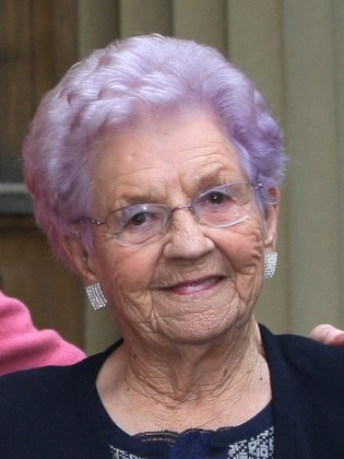 Delia Smith's mother Etty dies aged 100