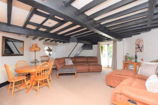 inside the kent windmill home up for sale