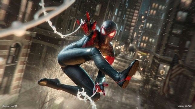 Spider-Man: Miles Morales screenshot