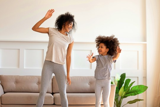 Get the kids moving with a Friday night disco