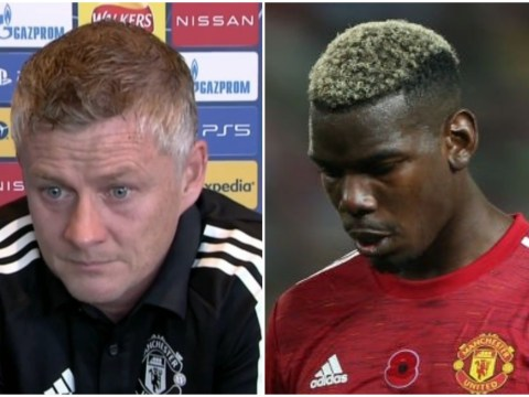 Ole Gunnar Solskjaer defends Paul Pogba's excuse after his mistake in Manchester United's defeat Arsenal