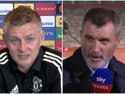 Ole Gunnar Solskjaer and Harry Maguire respond to Roy Keane's Manchester United criticism