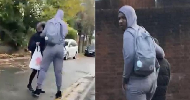 The Metropolitan Police released a photograph of a man they want to speak to in connection with an abduction and rape in Merton, south-west London.