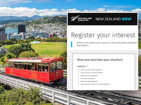 Huge spike in number of people looking to move to New Zealand from the US