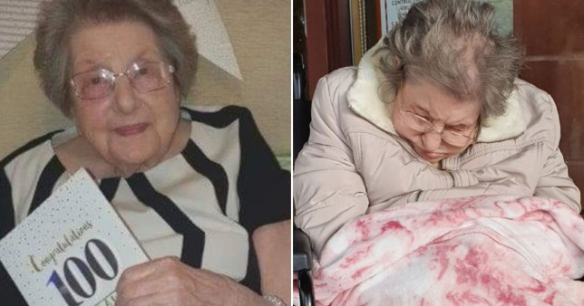 Doreen Tilly, from Scotland, said she 'just wants to die' after spending eight months isolated in a care home during the pandemic.