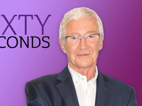 Sixty Seconds: Paul O'Grady on picking up 'terrible' habits in lockdown and his new TV series Great British Escape