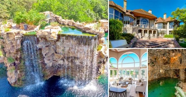 Kansas mansion for sale