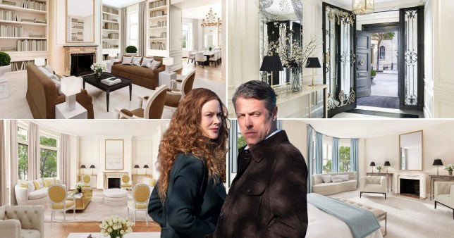 New York residence featured in The Undoing is in the marketplace for £22m