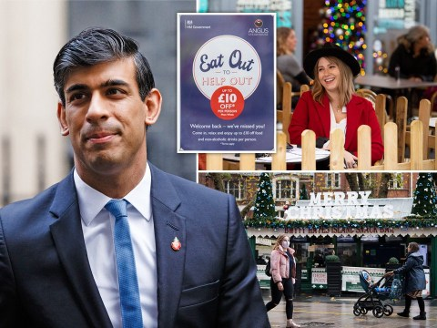 Is Rishi Sunak going to bring back Eat Out to Help Out in the new year?
