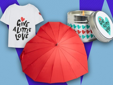 How to buy the heart umbrella and other merchandise from the John Lewis Christmas advert