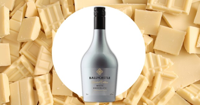 Aldi's new White Chocolate Chocolate Cream Liqueur