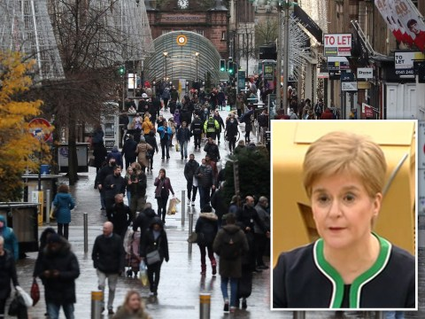 Scotland to put 11 areas in Level 4 lockdown from Friday
