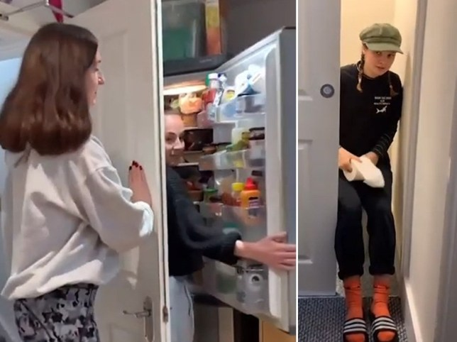 Students give you full tour around their awful uni accommodation