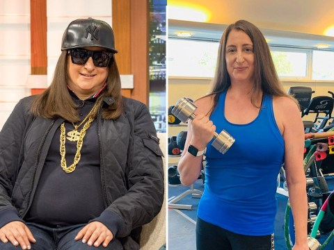 X Factor's Honey G shows off incredible fitness transformation