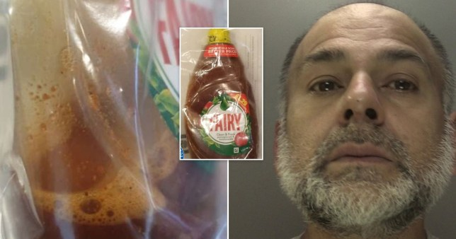 Robber broke into pensioner's home and sprayed her in face with chilli sauce