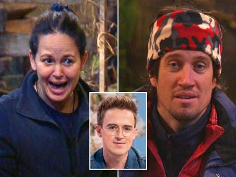 I'm A Celebrity 2020: Tom Fletcher hilariously mocks tension between Giovanna Fletcher and Vernon Kay