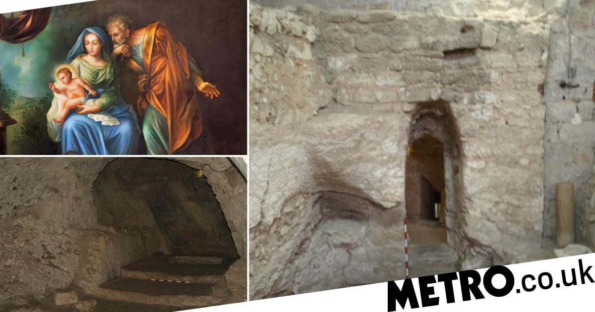 Jesus Christ's 'childhood home' discovered by archaeologist