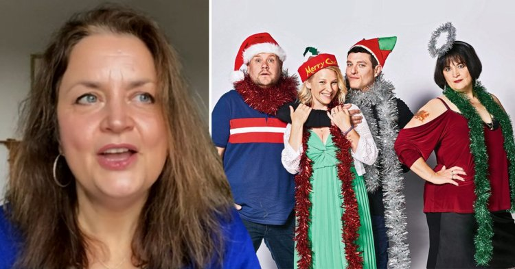 Ruth Jones reveals we may never know if Smithy says yes to ...